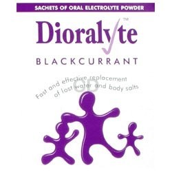 Dioralyte Blackcurrant Sachets – 20 Pack