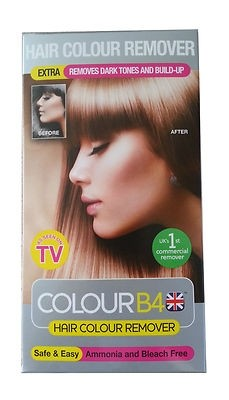Colour B4 Hair Colour Remover Extra Strength For Dark Tones