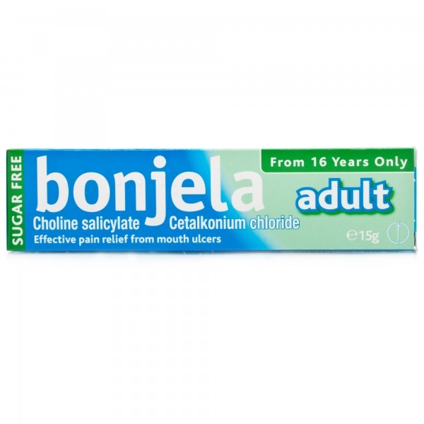 Bonjela Gel Original 15g