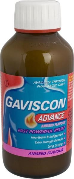 Gaviscon Advance Liquid Aniseed – 300ml