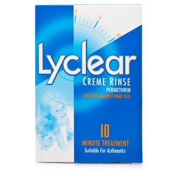 Lyclear Cream Rinse Twin Pack