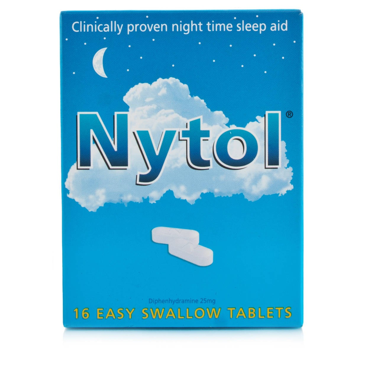 Nytol Easy Swallow Caplets 25mg
