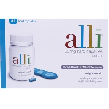 Alli Weight Loss Capsule 60mg