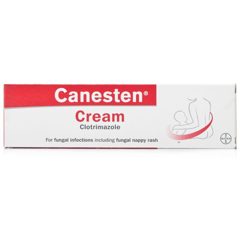 Bayer Canesten Antifungal 1% Clotrimazole Cream 50g