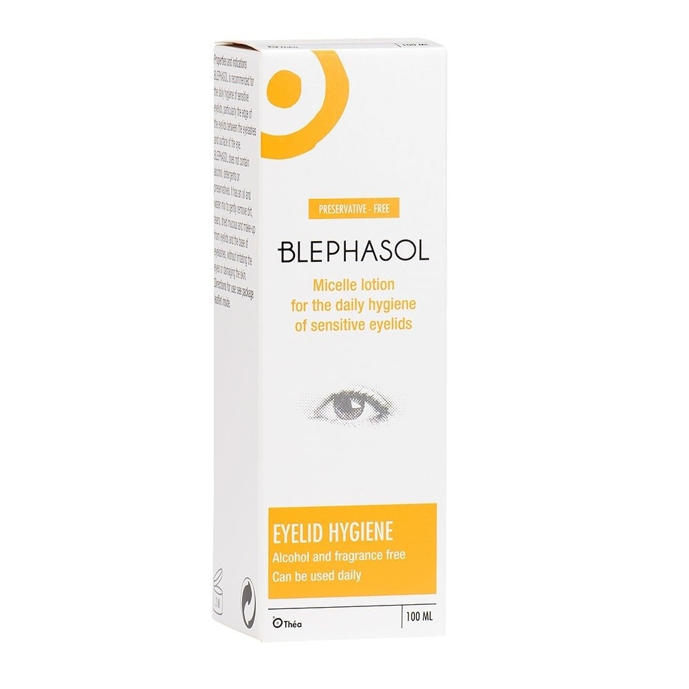 Blephasol Micelle Lotion  Eyelid Hygiene 100ml