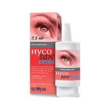 Hycosan Extra Eye Drops 7.5ml (Red)