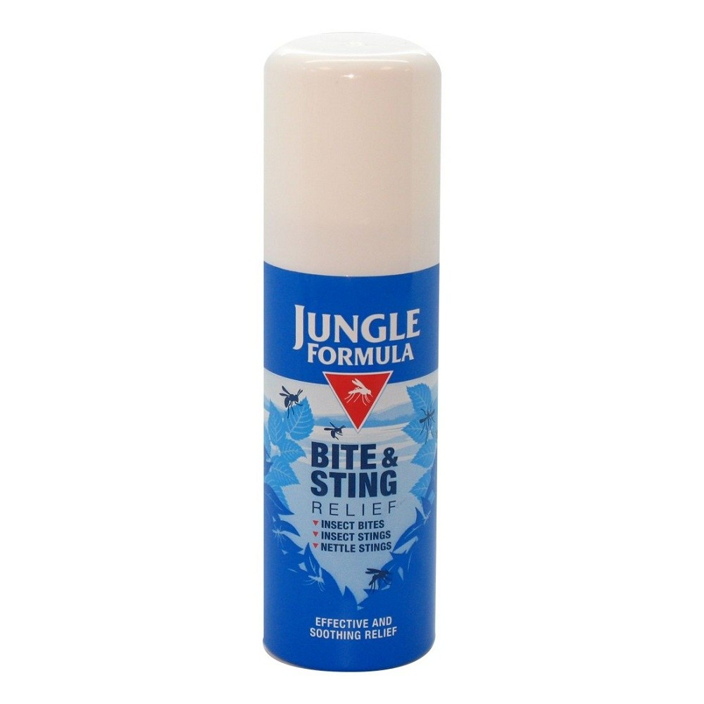 Jungle Formula Bite & Sting Relief Spray