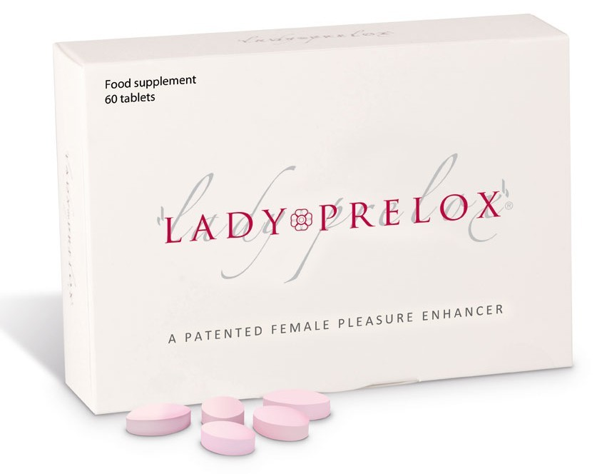 Lady Prelox 60 Tablets Patented Female Sexual Pleasure Enhancer 60 Tabs