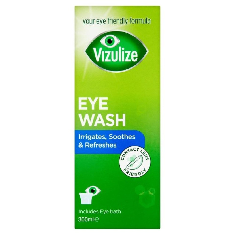 Vizulize Eye Wash 100ml