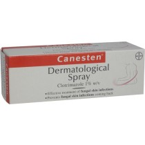 Canesten 1% Dermatoligical Spray
