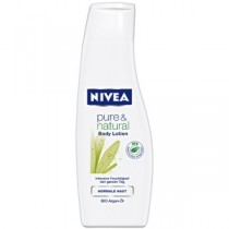Nivea Pure & Natural Body Lotion