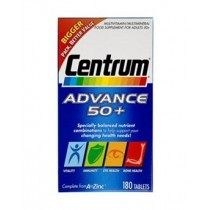 Centrum Advance 50+ Multivitamin/Multimineral – 180 Pack