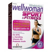 Wellwoman Sport & Fitness Tablets