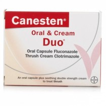 canesten oral & cream Duo (1 cap & 10g)