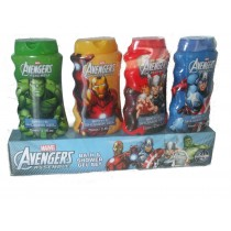 Marvel Avengers Assemble Bath & Shower gift set 4x75ml
