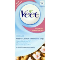 Veet Sensitive Wax Strips