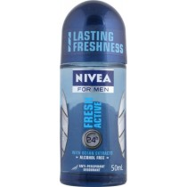 Nivea For Men Fresh Roll-on Deodorant
