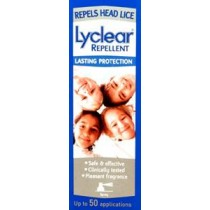 Lyclear Repellent Head Lice Treatment