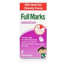 Full Marks Head Lice Solution -100ml