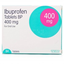 Ibuprofen 400mg 84 Tablets