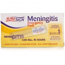 Meningitis Emergency Pack (Suresign)