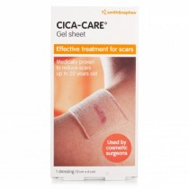 Cica-Care Silicon Gel Sheet 6cm x 12cm