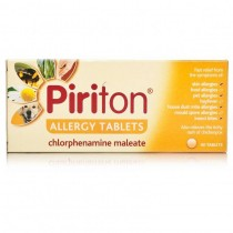Piriton Allergy 60 Tablets