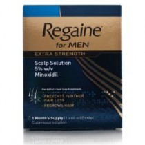 Regaine Extra Strength Solution For Men  1 Month Supply