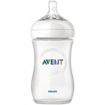 Philips AVENT Natural Feeding Bottle 1+ Months 1 x 260ml