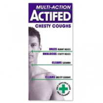 Actifed Multi Action Chesty Cough Medicine 100ml