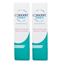 Corsodyl Daily Paste – Twin Pack