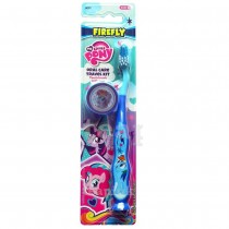Firefly My Little Pony Travel Kit with Toothbrush and Cap (Blue)