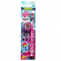 Firefly My Little Pony Travel Kit with Toothbrush and Cap (Pink)