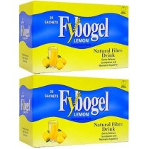 Fybogel Lemon Sachets – Twin Pack
