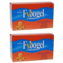 Fybogel Orange Sachets – Twin Pack