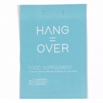 HANG=OVER Hangover Cure Vegetable Capsules 2