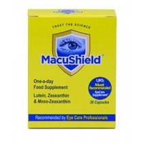 macushield vegitarian 30's