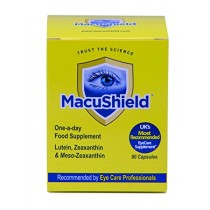 Macushield One a day Eye Capsules Pack of 90