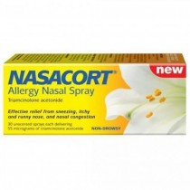 Nasacort Allergy Nasal Spray 30 doses