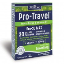 Natures Aid Pro-Travel (30 Billion Bacteria)