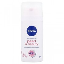 Nivea Fresh Female Mini Deodorant Spray