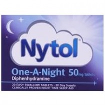 Nytol One-A-Night 20 Caplets