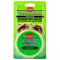 O'Keeffe's Working Hands Cream FOR DRY HANDS THAT CRACK & SPLIT Gorilla Glue