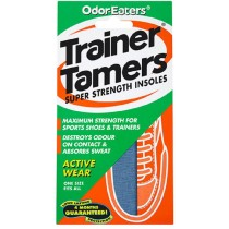 Odor-Eaters Trainer Tamers Super Strength Insoles