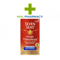 Seven Seas COD Liver Oil Extra High Strength 60 Caps