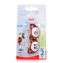 Nuk Disney Silicone Soother Size 2