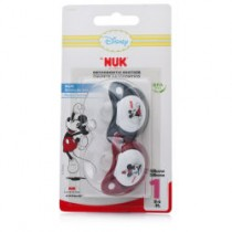 Nuk Disney Silicone Soother Size 1