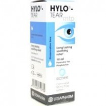 Hylo-Tear 0.1% eye drops