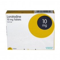 Teva Loratadine 10mg 30 Tablets