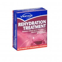 VANTAGE medicinal products rehydration 6 sachets